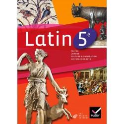 Latin 5ème - Manuel - 2010 - Hatier