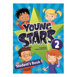 Young Stars 2 - SB + WB + The Fox And The Dog - PACK - British Edition - MM Publications