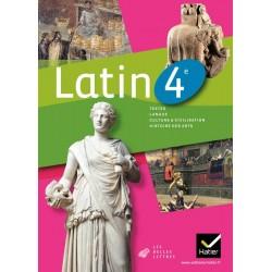 Latin 4ème - Manuel - 2011 - Hatier