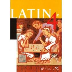 Latin 4e éd. 2006 - Manuel de l'élève