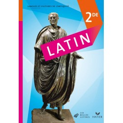 Latin 2de - Manuel - 2008 - Hatier