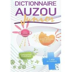 Dictionnaire Auzou Junior (Poche)