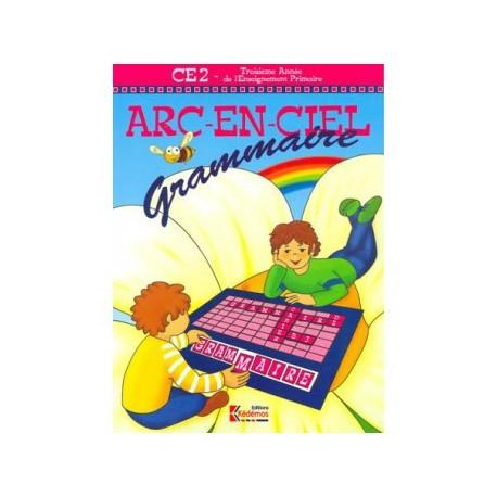 Arc En Ciel Ce2 3eme Annee Cahier De Grammaire