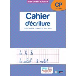 Cahier d'écriture CP - 2014 - Bordas