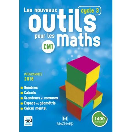 Les Nouveaux Outils Pour Les Maths Cm1 Manuel 2016 Magnard