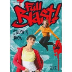 Full Blast 4 - Book - British Edition - MM Publications