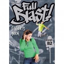 Full Blast B2 - Book - British Edition - MM Publications