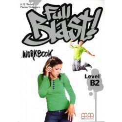 Full Blast B2 - Workbook - British Edition - MM Publications
