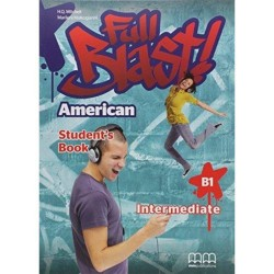Full Blast Intermediate B1 - Book - American Edition - MM Publications
