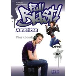 Full Blast B2 - Workbook - American Edition - MM Publications
