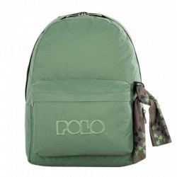 Sac à dos Polo Backpack - 1 Poche - Vert Kaki