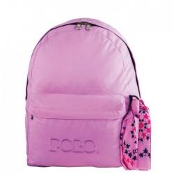 Sac à dos Polo Backpack - 1 Poche - Lilas