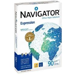 Ramette de 500 Feuilles Blanches A4 - Navigator - 90 G