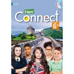 New Connect 6ème - Manuel - 2015 - Hachette