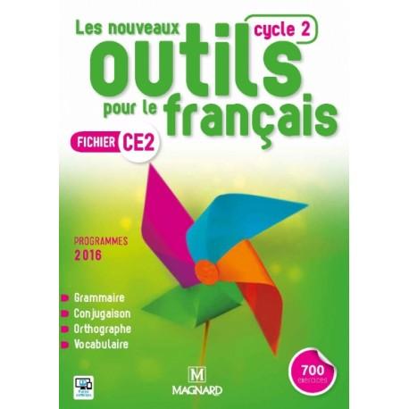 Les Nouveaux Outils Pour Le Francais Ce2 Fichier 2018 Magnard