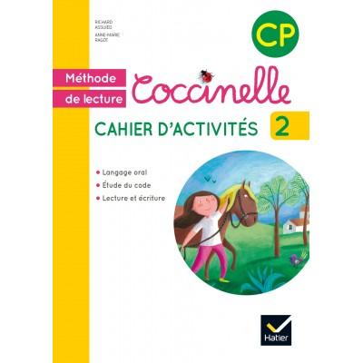 Coccinelle CP - Cahier d'activités 2 - 2016 - Hatier