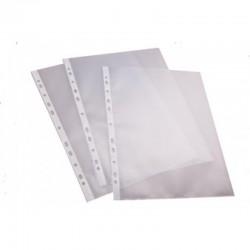 Paquet de 100 pochettes perforées 40 Microns
