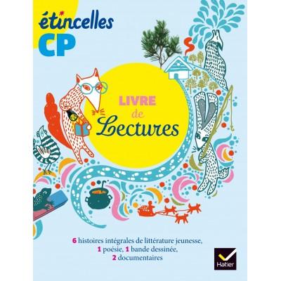 Etincelles Lecture CP - Manuel - 2016 - Hatier