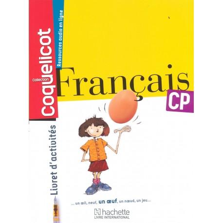 Coquelicot Francais Cp Livret D Activites 2013 Hachette