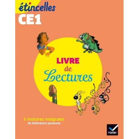 Etincelles Francais Ce1 Livre De Lectures 2019 Hatier